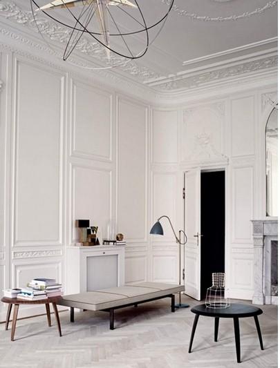 超唯美欧式复古装修—洛可可和巴洛克的完美融合